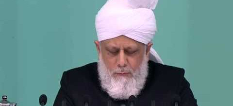 Friday Sermon 30-01-2015