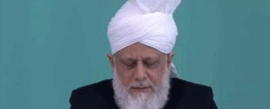 Summary Friday Sermon 30 January 2015