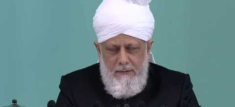 Friday Sermon 24-04-2015